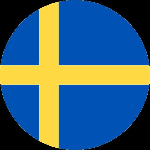 csapatfotó: Svédország